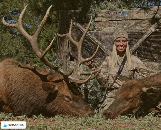 She Guides Meet Michele Eichler, an Experienced Hunting