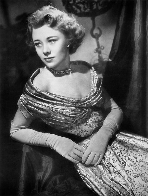 Glynis Johns Glynis Johns by Angus ...