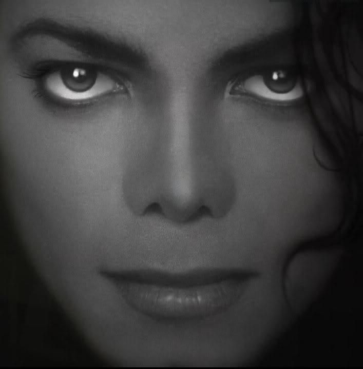 Michael's EYES speak volume!!!