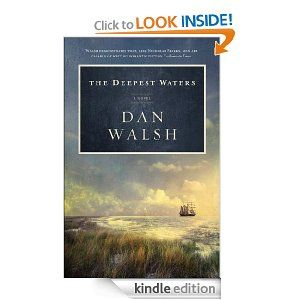The Deepest Waters. What began as a fairytale honeymoon in 1857 for John and Laura Foster aboard the steamship SS Vandervere becomes a nightmare when a hurricane causes their ship to sink into the murky depths of the Atlantic. Laura finds herself with the other women and children aboard a sailing ship while John and a hundred other men drift on the open sea on anything they could grab as the Vandervere went down.