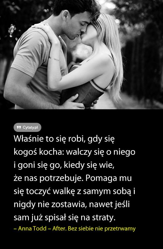 Zdjęcie Cytaty Cytaty życiowe I Romantyczne Cytaty