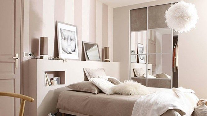 02bc000007377065 photo chambre taupejpg 666375 ides - Chambre Taupe Et Lin
