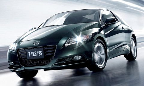 Best Gas Mileage Cars: Honda CR Z Or Hyundai Sonata Hybrid: Ranking In