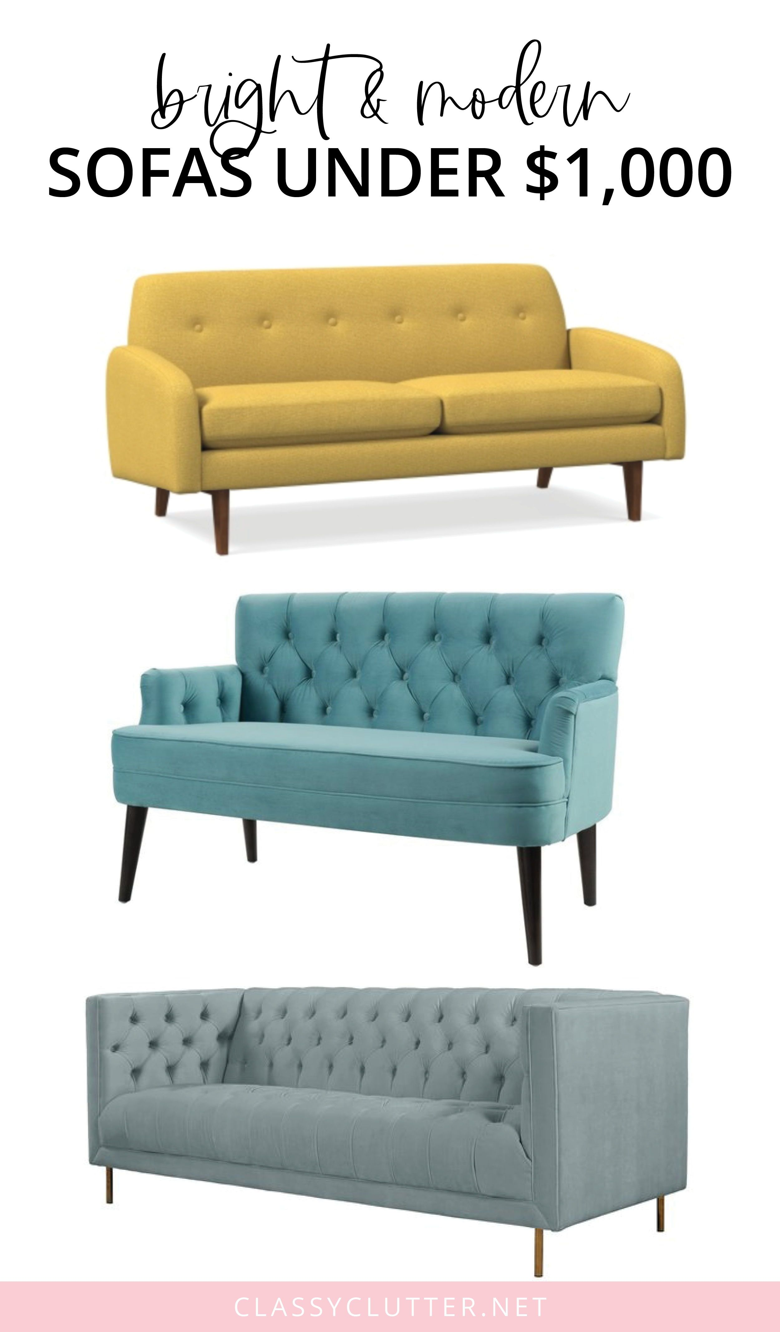 Best Our Top Picks For Sofas Under 1000 Classic Sofa Sofa 400 x 300