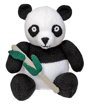 Knit a giant panda free pattern knit pinterest giant pandas knit a giant panda free pattern dt1010fo