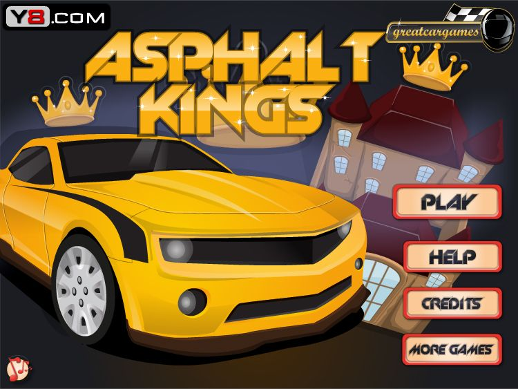 Play Asphalt Kings Car Game Online Free This Is Great Game It Is A Car Racing Game With Fun Enjoy To Play Asphalt Kings Car Game Y Car Games Racing Games