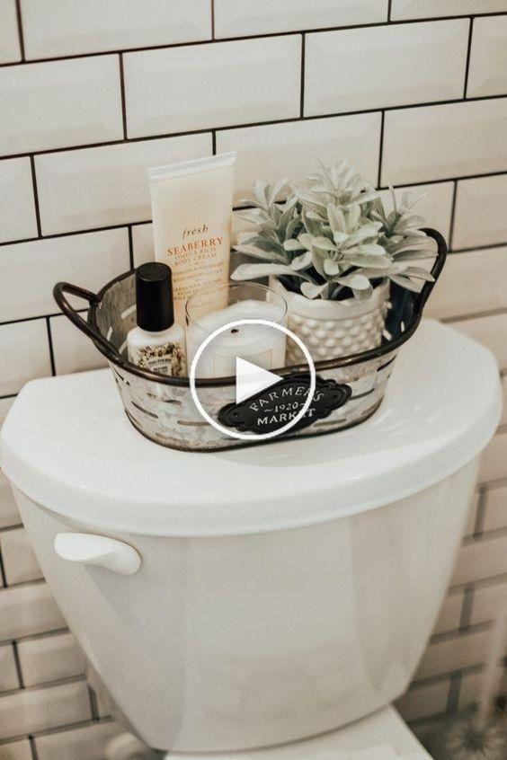 Descubre cómo decorar tu baño pequeño con poco dinero. Te ...