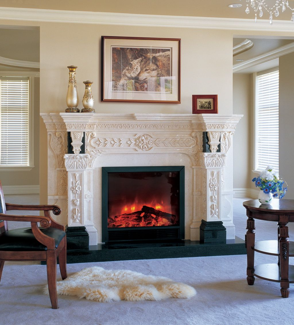 Stone mantle dynasty fireplaces pinterest mantle