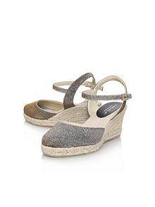 3c16c37503f Sabrina mid wedge heel court shoes
