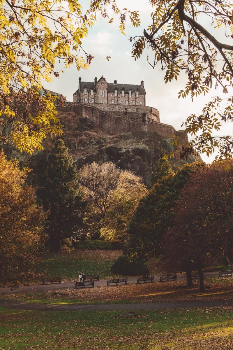 Lost In Edinburgh | 50 Fantastical Photos That will make you want to visit the Scottish Capital!
