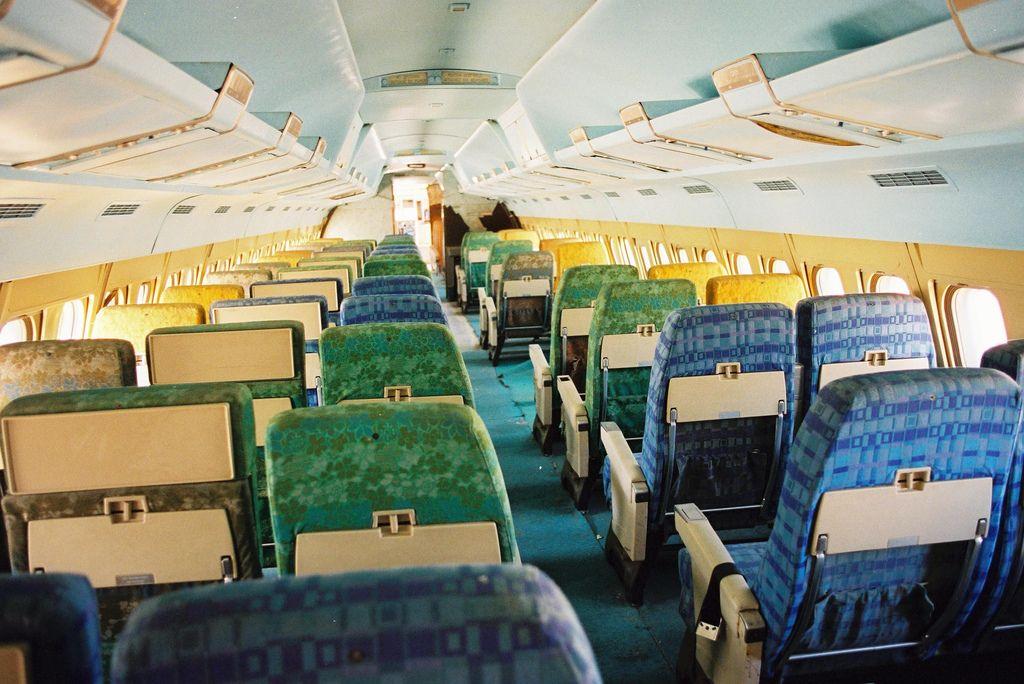 Boeing 747-131 - Trans World Airlines - TWA   Aviation ...  Twa 747 Cabin