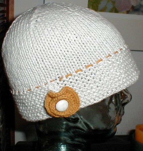 Free Knitting Pattern - Hats: Cloche du Bois | Knitting Knitting ...