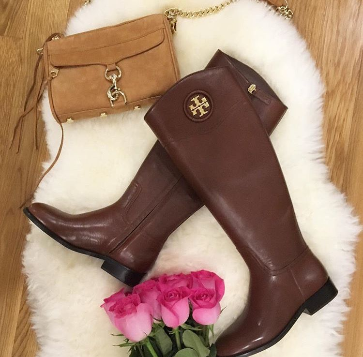 tory-burch-boots-rebecca-minkoff-suede-bag-pink-roses http://styledamerican.com/latest-roundup/