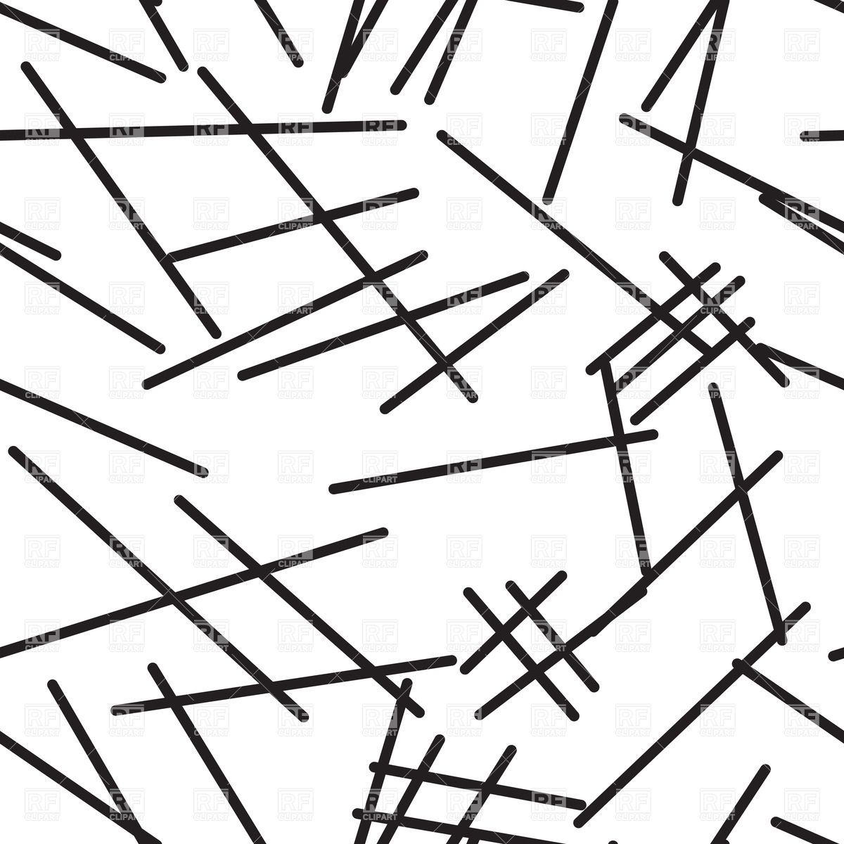 Black White Prints Lines Abstract Black And White Background With Lines Vector Image 33726 Black And White Background Black Abstract Background Clip Art