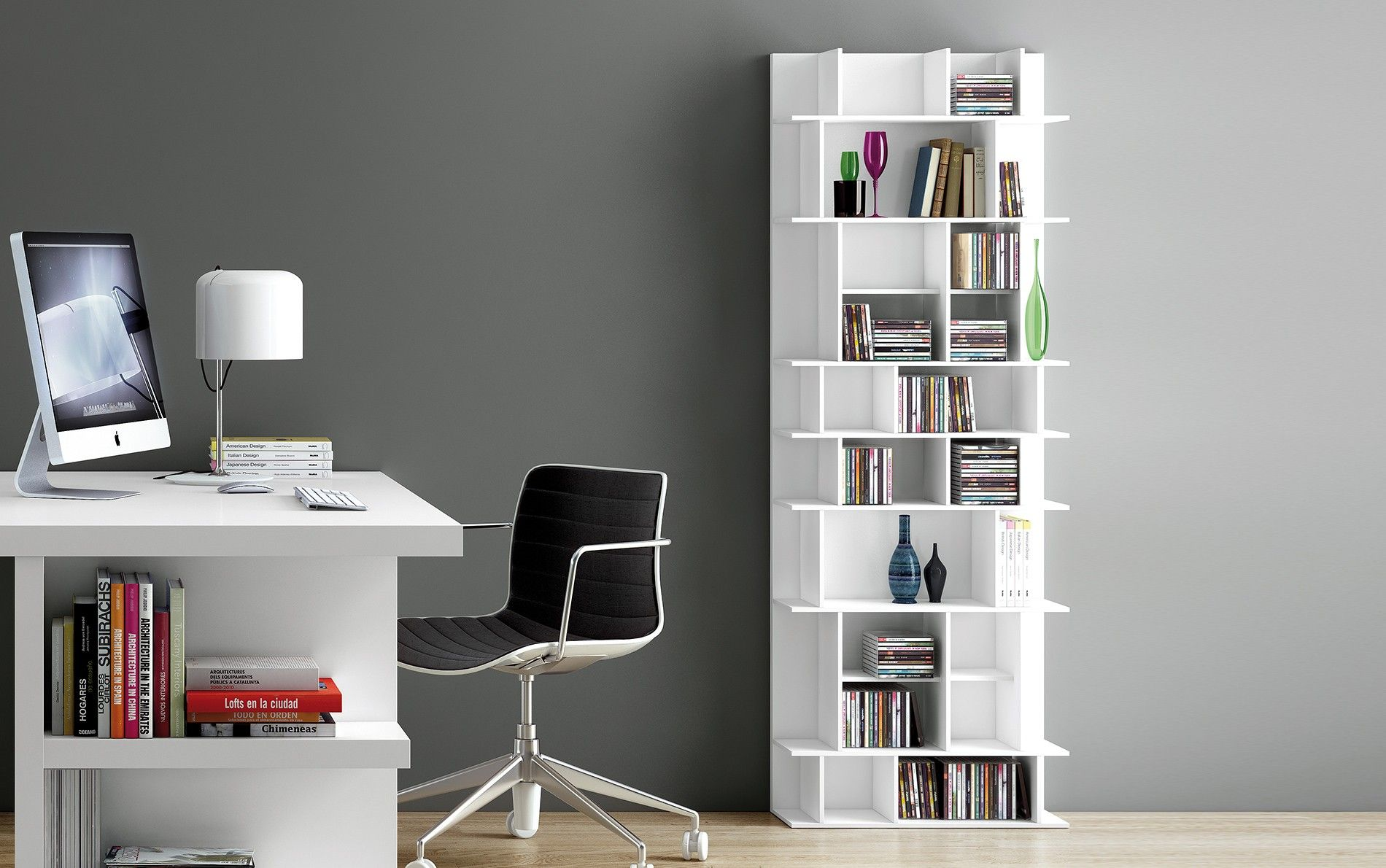 Temahome Wandregal Panorama High New Office Inspiration Pinterest # Muebles Panorama
