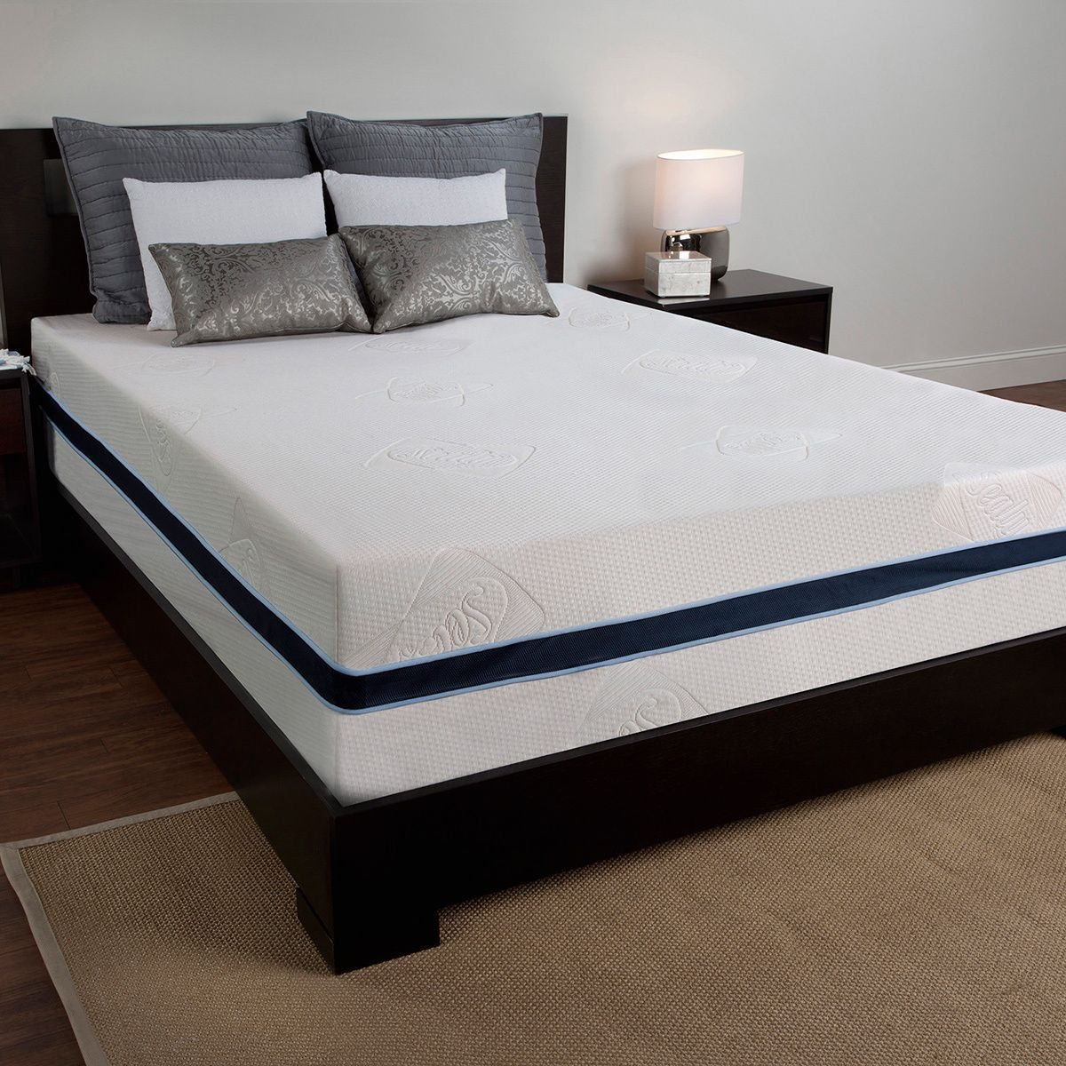 Sealy 12-inch California King-size Memory Foam Mattress | Products ...