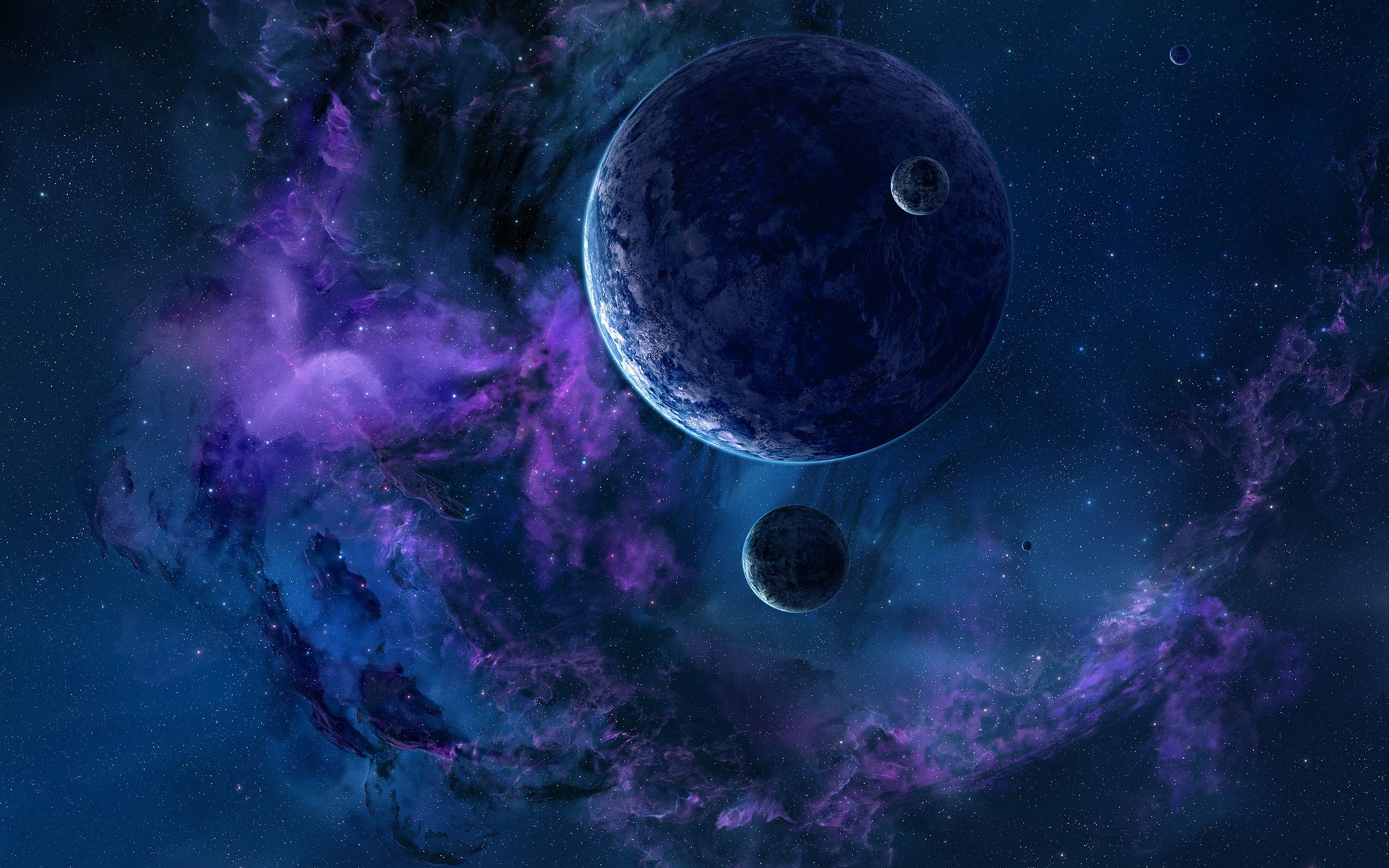 Image for Space Stars And Planets Wallpaper | YUP ...
