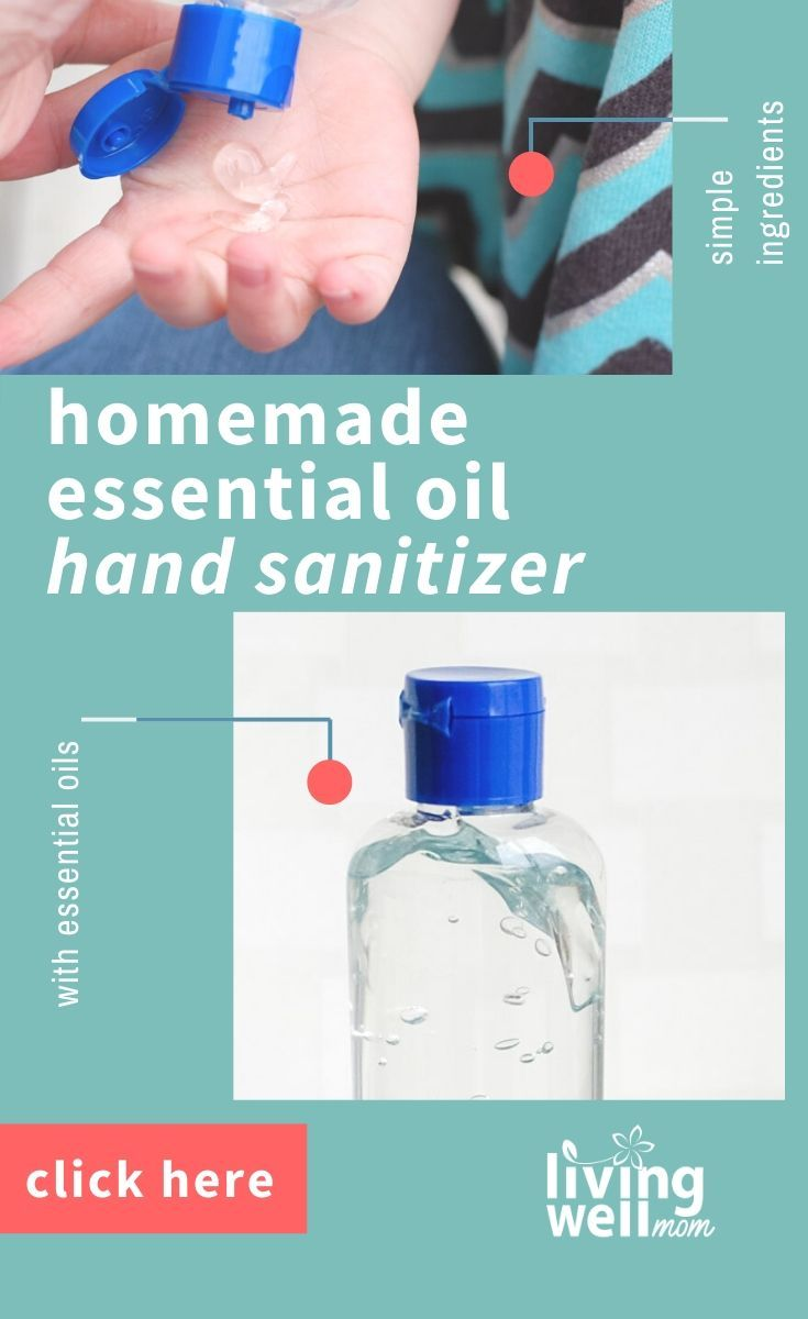 This Diy On Guard Hand Sanitizer Is All Natural And Costs Cents To