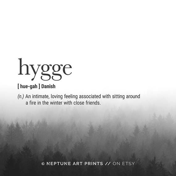 Hygge Definition Printable, Definition Printable, Hygge Wall Art, Danish Definition Print, Hygge Meaning Print, Word Definition Print Decor