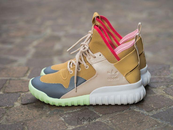basket adidas x timberland