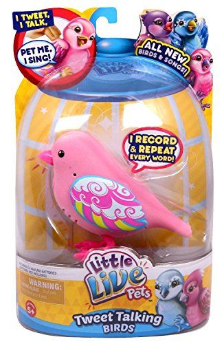 Little Live Pets Birds Series 2 Styles May Vary Little Live Pets