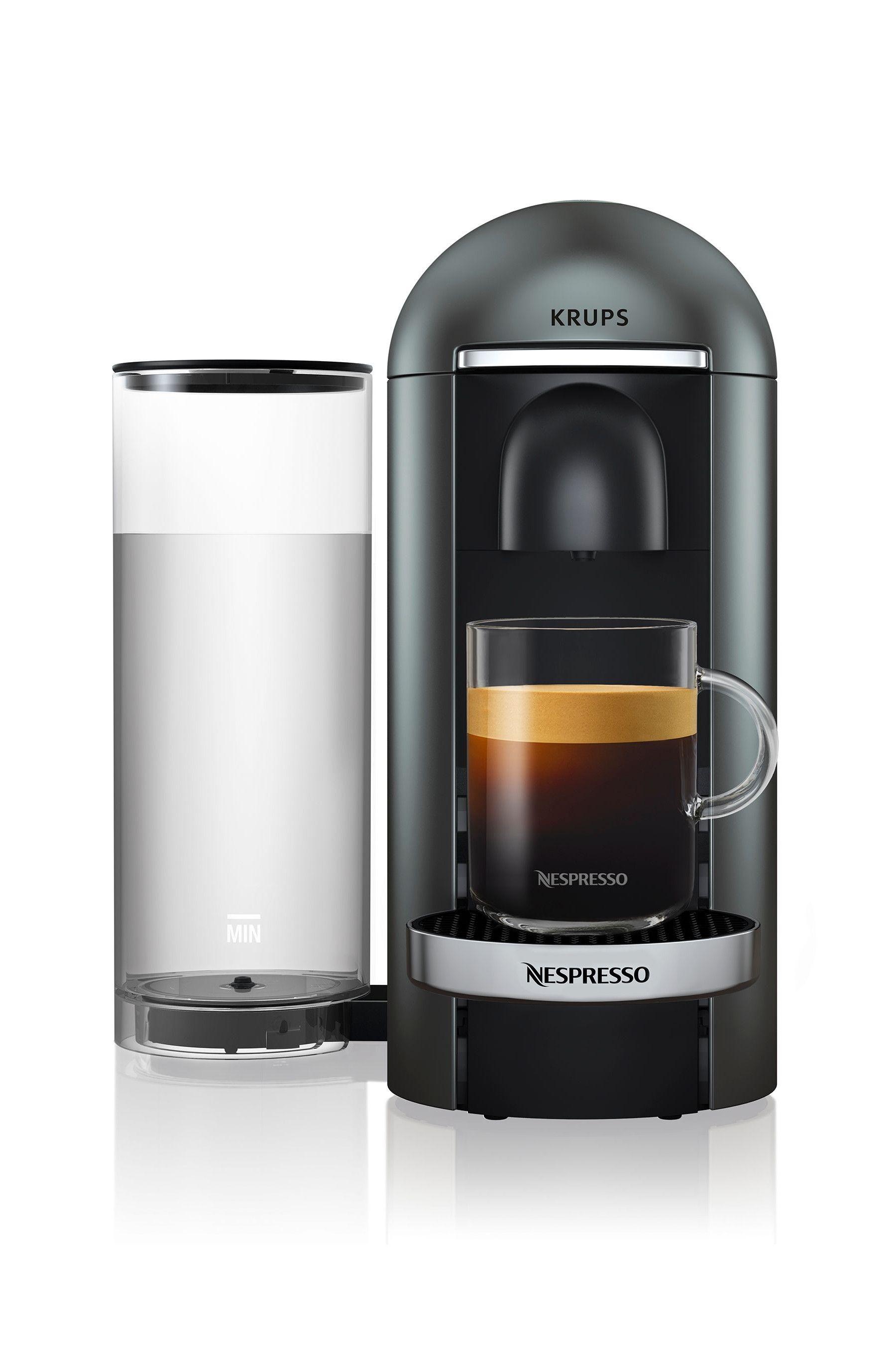 Nespresso Vertuo Plus Aeroccino Capsule Coffee Machine