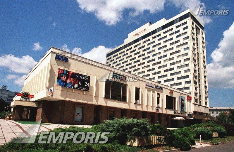 Intercontinental Opera Westin Hotel Zagreb Balkan Peninsula Zagreb Croatia