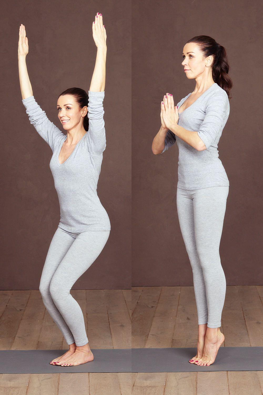 Photo of 8 Yoga-Übungen Schritt-für-Schritt erklärt
