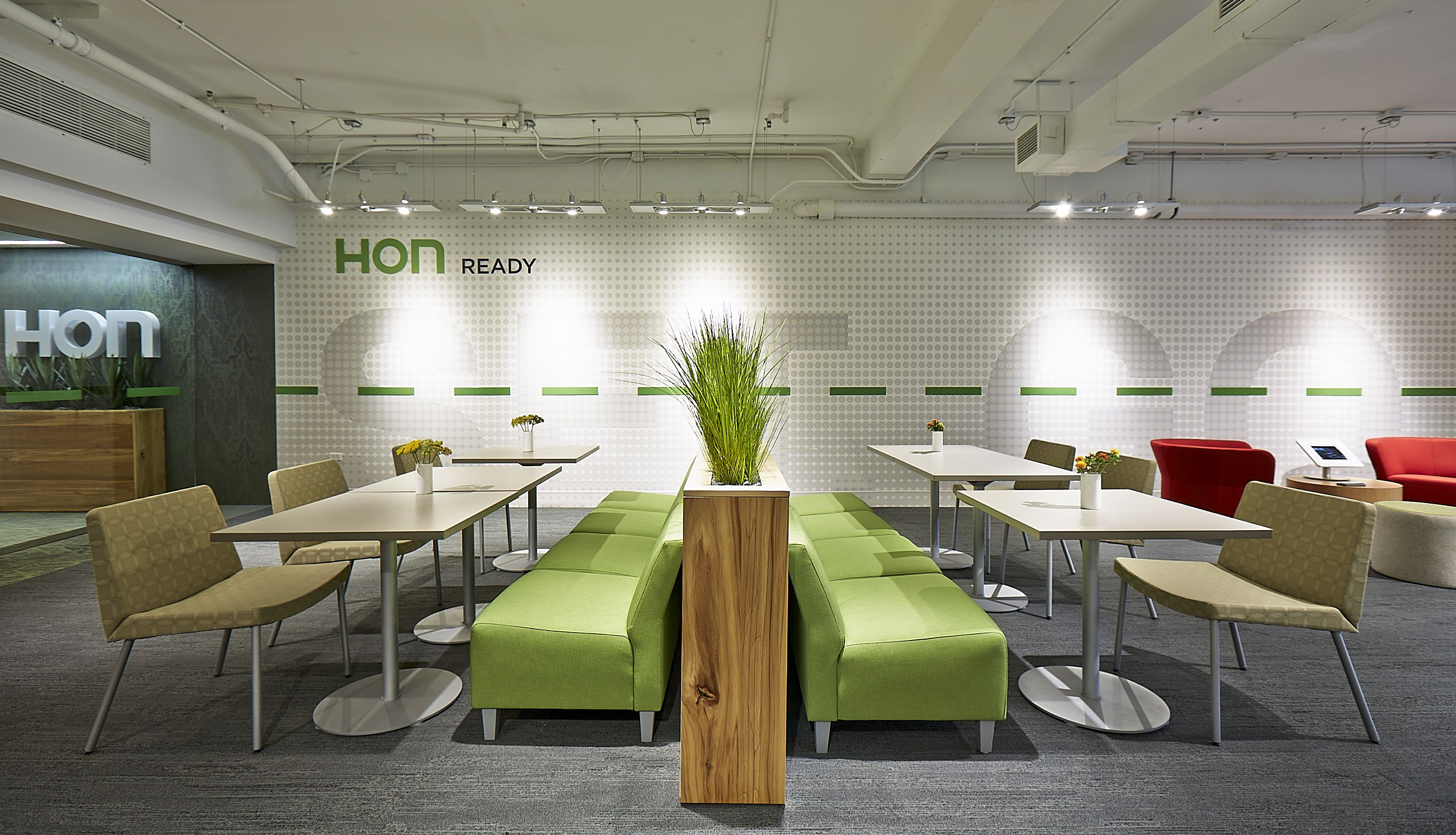 hon neocon 2014 showroom suite #1130, merchandise mart, chicago