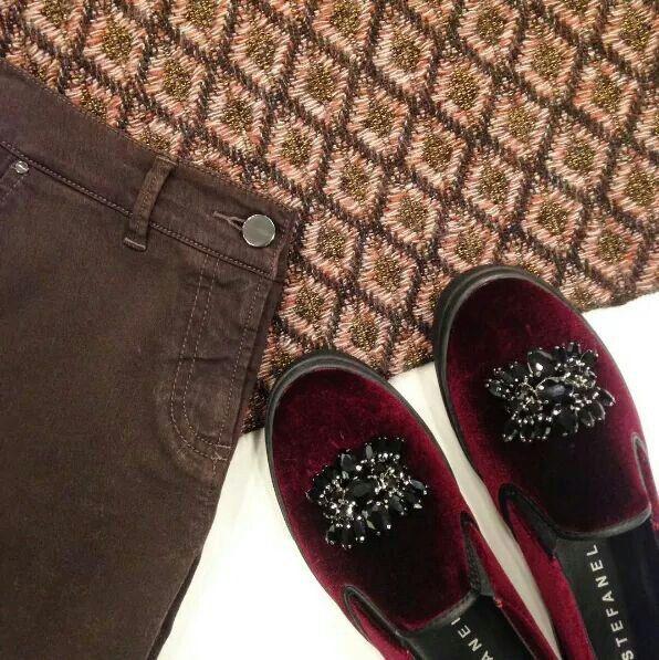 100% authentic bec41 27637 il velluto conquista scarpe e accessori arricchiti da ...