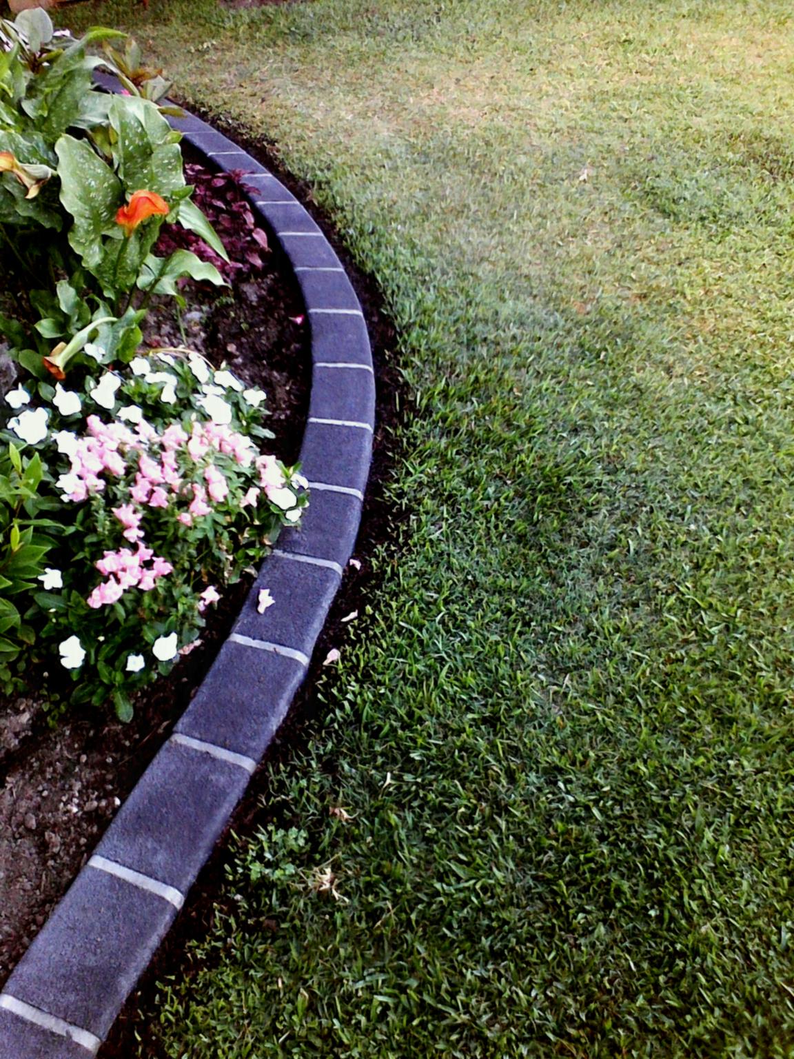 Garden Edging Unique Dimex Easyflex No Dig Landscape 640 x 480