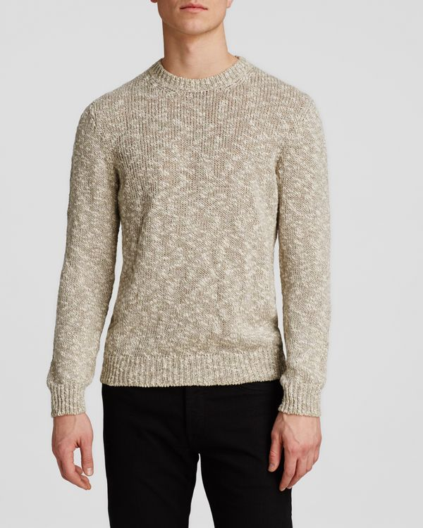 The Men\'s Store at Bloomingdale\'s Knobby Crewneck Sweater | Products ...