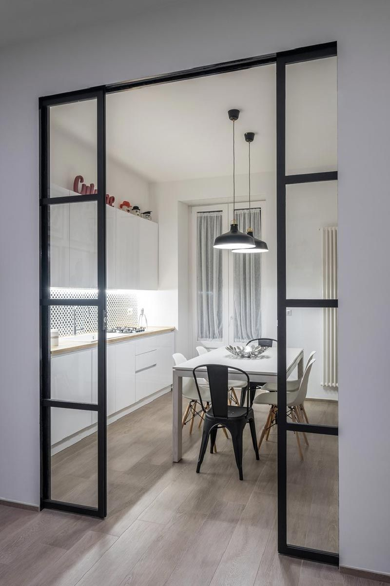 75 mq ripensati per una giovane coppia casa arredo for Ristrutturare appartamento 75 mq