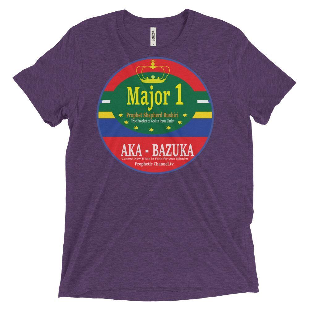 Short sleeve t-shirt (Front & Back Print)