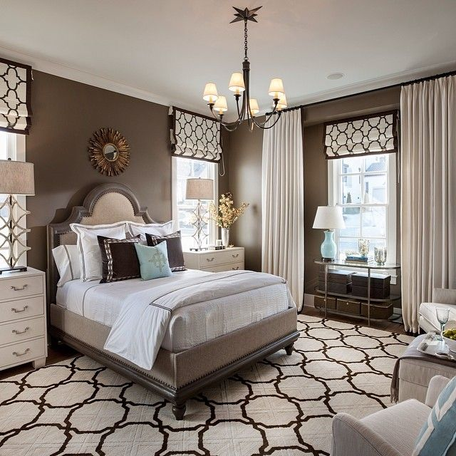 Bedroom Ideas Hgtv Bedroom Desk Design Romantic Bedroom Curtains Bedroom Bay Window Decor: Hgtv's Photo On Instagram