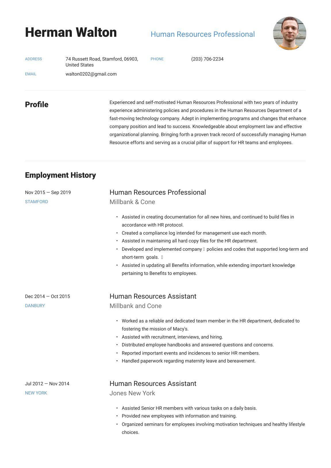 Create Your Job Winning Resume Resume Io Resume Examples Job Resume Examples Free Resume Maker