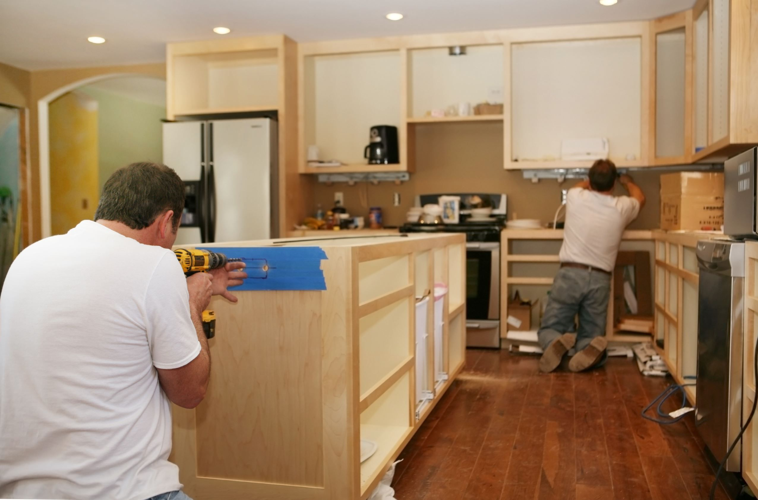 6 Great Ways to Spend $10,000 | Cheap kitchen remodel ...