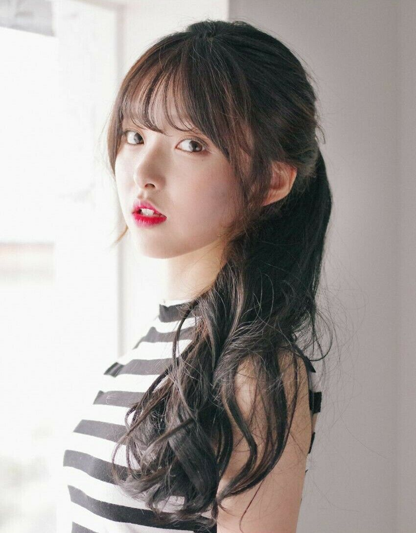 Pin by Choco~ on Kim Na Hee | Korean hair color, Korean ...