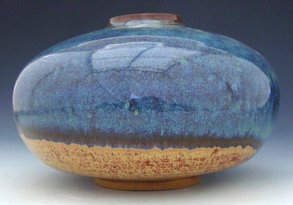 Coyote Glazes - Oasis over Red Gold | Pottery Glaze Ideas ...