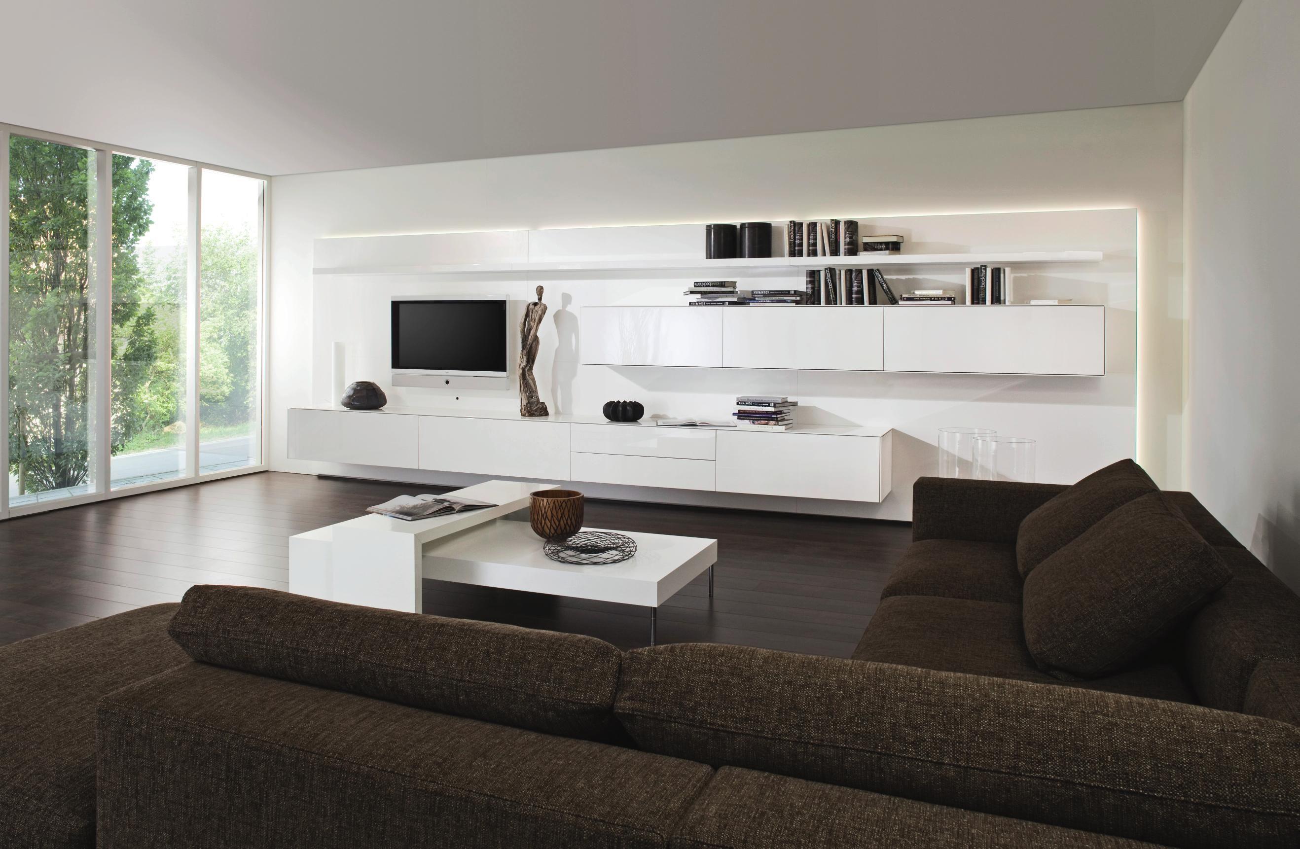 Charmant Wohnwand Von KETTNAKER: Hohe Qualität Trifft Auf Einzigartiges Design
