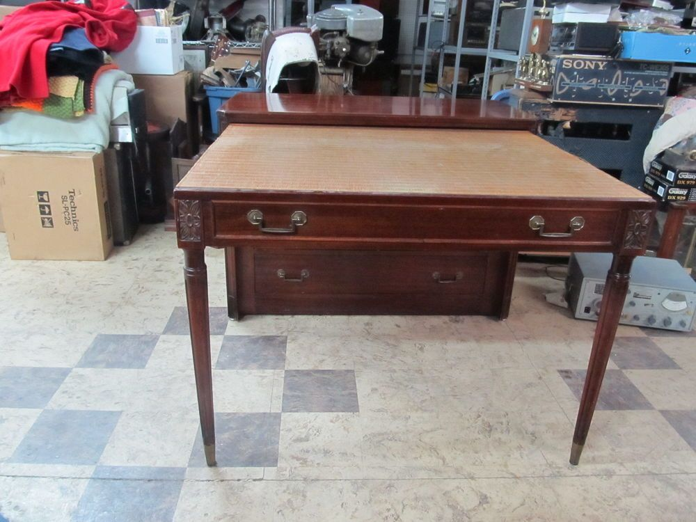 Vintage Buffet Sideboard Buffet Expanding Table Server