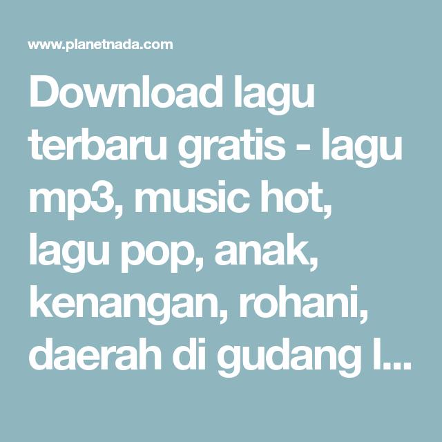 Download Lagu Dangdut Koplo Lagu Musik Rohani