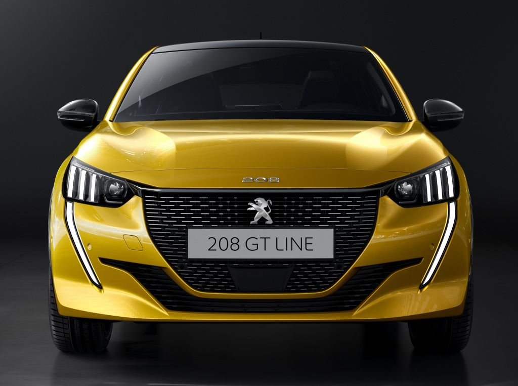 Peugeot 208 Gt Line 2019 Peugeot Sports Car Small Cars