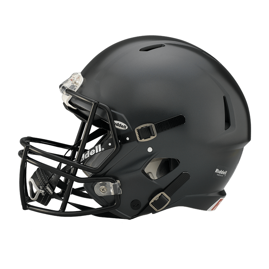 Riddell Victor Youth Helmet Side View Helmet, Football