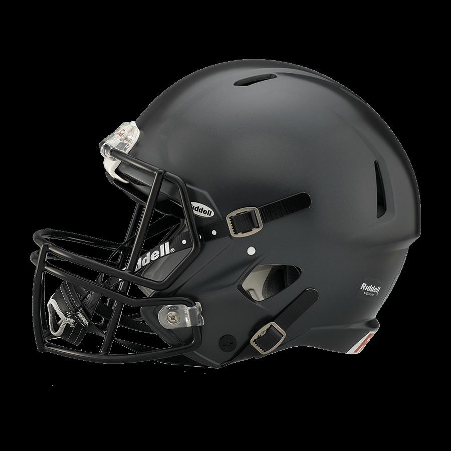 Riddell Victor Youth Helmet Side View Helmet Football Helmets Football Gear