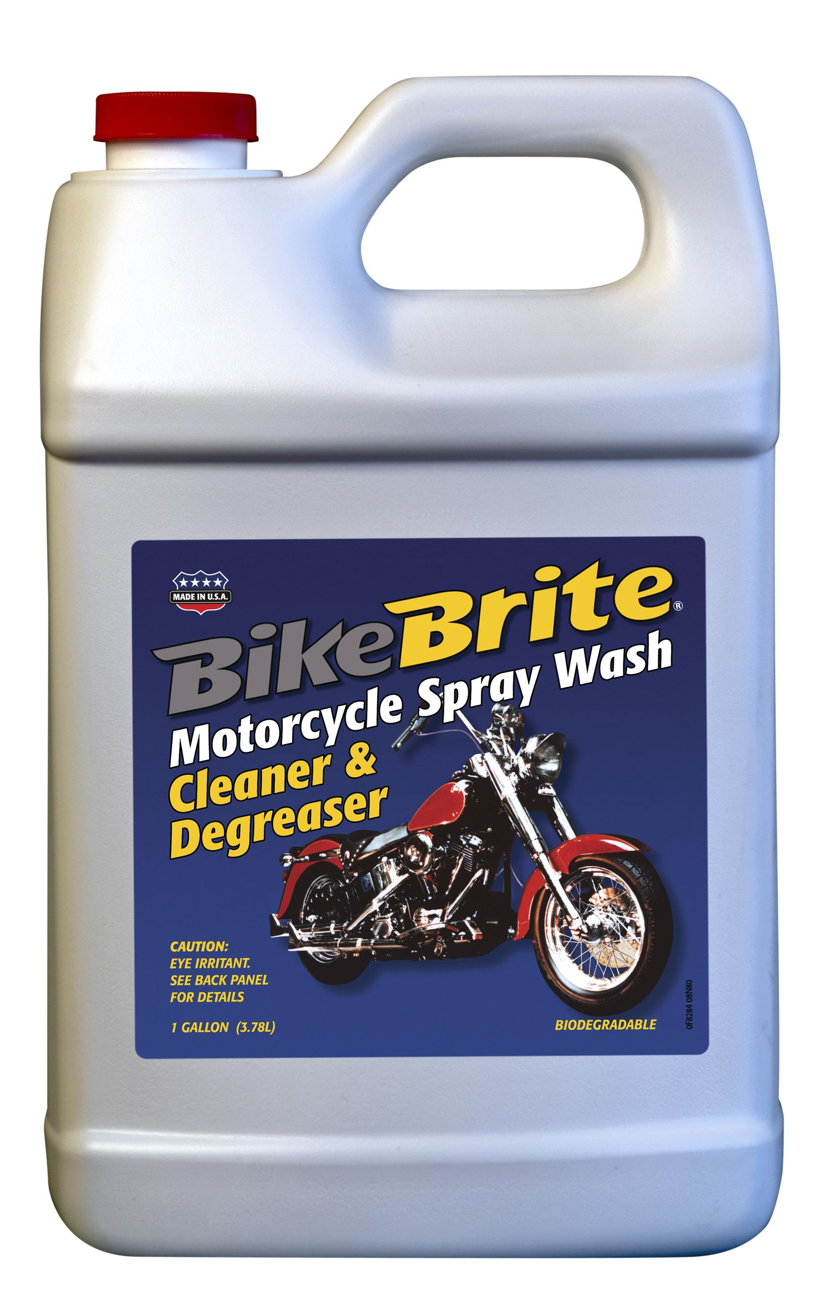 Bike Brite 1 Gallon Jug Save Money Today Degreasers Cleaners