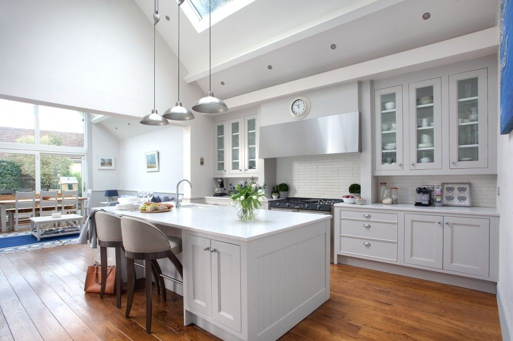 Bespoke kitchen from the New England Collection | Interior ...