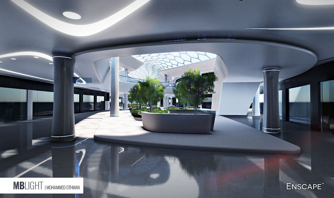 3D Architectural Rendering & Visualization Gallery - Enscape™