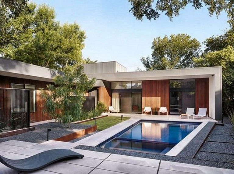22 Awesome Latest Minimalist Home Design That Will Not Be Eaten In The End Times Page 7 Of 24 Minimalist House Design House Design Minimalist Home