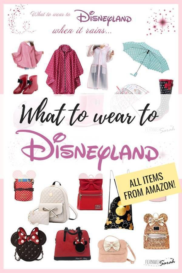 Photo of What to wear to Disneyland or Disney World – the perfect outfits for adults!